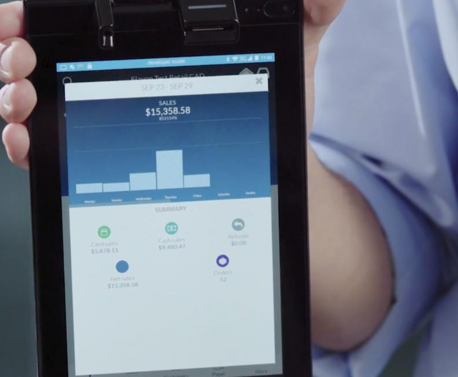 Ashpay Poynt System Preview picture